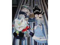 SALE!! Baby Clothing and Bedding Bundle under 5p/item