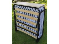 Jay-Be Jubilee Folding Bed with matress