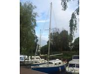 Sailing boat / yacht