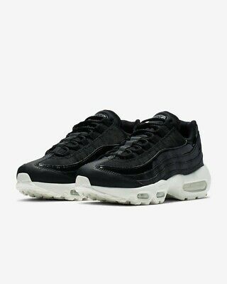 "Nike air Max 95 SE ""Black/White"" Women's UK 4.5 EUR 38 (AQ4138 001)"