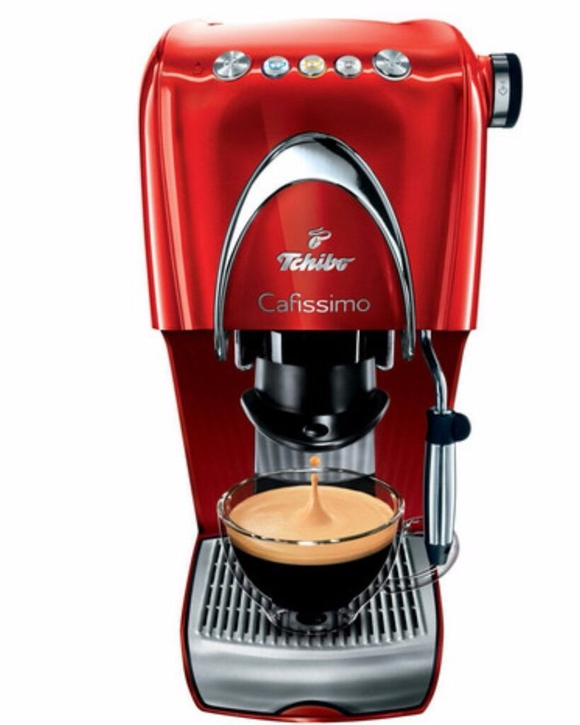 tchibo caffissimo coffee machine in wimbledon london gumtree. Black Bedroom Furniture Sets. Home Design Ideas