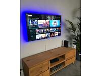 TV wall mounting