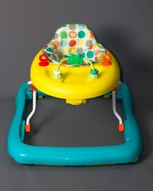 USED: Chad Valley Baby Circus Friends Walker @ £20