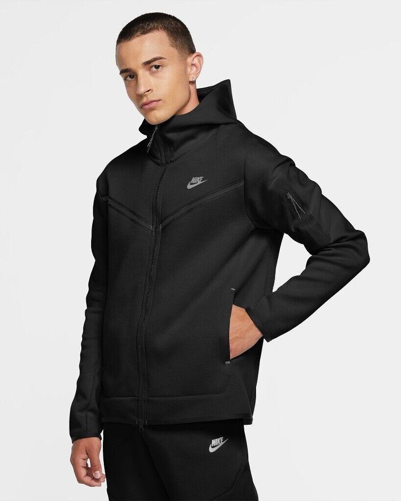 Nike Tech Fleece Tracksuit 2020 Black Medium In South East London London Gumtree