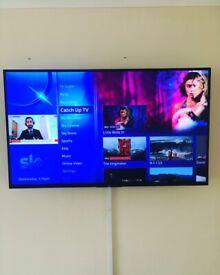 TV mounting | TV wall mount