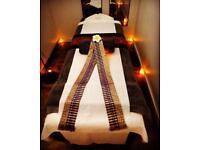 Deep tissue £39/1hr on Monday's only !!Book a professional massage, Thai oil massage