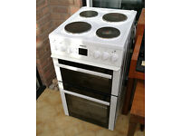 Beko BDV555AW Electric Fan Oven For Sale (used)