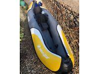Sevylor Inflatable Kayak Colorado - 2 man