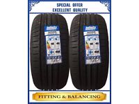 205/55R16 91V INFINITY 2 TYRES INCLUDING FITTING BALANCING ONLY £80 NEW TYRES 2055516