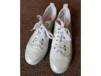 Geox Respira Ladies Trainers Shoes Size 7