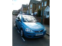 VAUXHALL CORSA 1 LT LOW MILEAGE LONG MOT NICE CAR DRIVES VERY WELL. £795