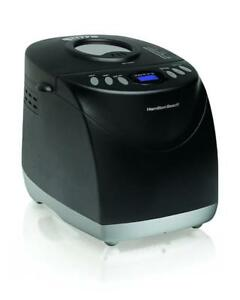 NEW Hamilton Beach 29882C 29882 HomeBaker Breadmaker (Black)