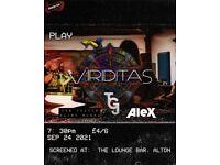 Viriditas, The Glowing Juniper, Colour Blind Monks + AleX