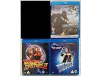 Three blu-ray movies
