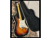 1996 Fender American Standard - Sunburst