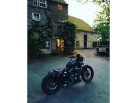 Harley-Davidson Sportster Iron 883 Custom