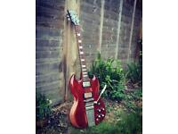 Gibson SG 61' relic FOR SALE/TRADE