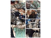 Large bundle of baby boys clothes 0-3, 3-6, 6-9 months