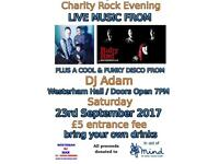 Charity Rock Fund Raiser for Mind.