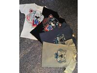 Kids kenzo tshirts