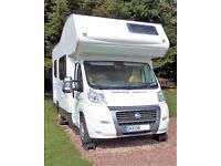 Motorhome for Hire - Inverbervie