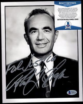 Robert Shapiro Signed 8X10 Photograph Autographed Auto Photo Havoc Bas Simpson