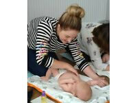 IAIM Baby Massage Course