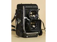 Mamiya C330 Professional TLR Camera