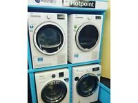 TUMBLE DRYERS VENTED OR CONDENSER