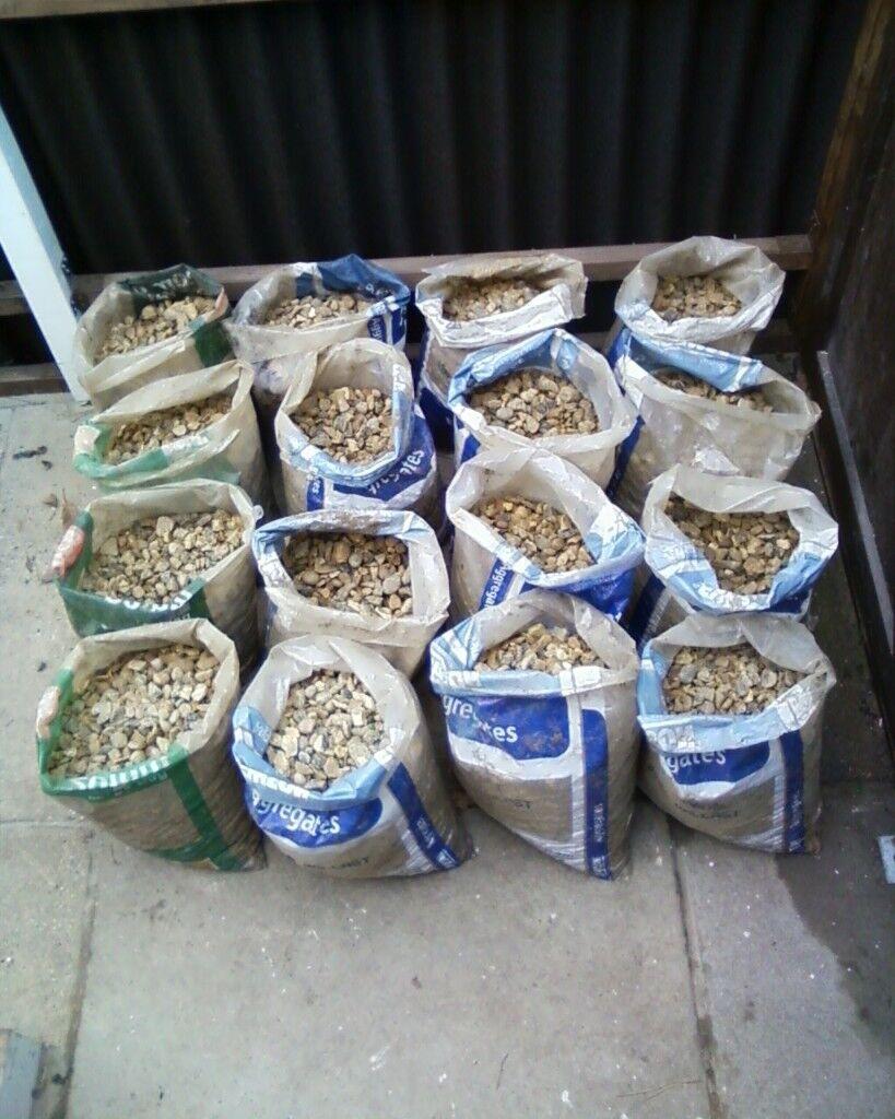 Jewsons Block Paving >> Ballast gravel for concrete/driveways/paths or drainage | in Watton, Norfolk | Gumtree