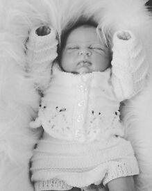 Reborn Baby Girl Amara
