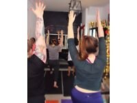 BLACKHEATH YOGA CLASSES with Nina *try for £5*