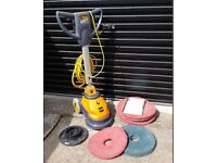 Taski Ergodsic Mini Floor Polisher Cleaner