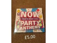 Now party anthems album