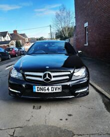 Mercedes-Benz C Class Low Mileage Automatic