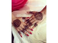 Henna/Mehndi Artist for all occasions