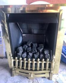 Gas Fire, full working order