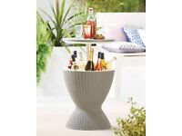 Rattan Table With Built In Ice Bucket | Brand New | Sealed | Available Now ✅