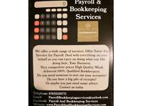 Payroll & Bookkeeping Services, Affordable Prices - Accounts - Quickbooks