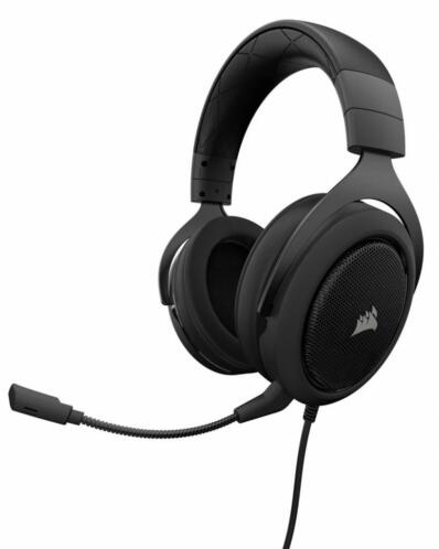 PS4 Corsair Gaming - HS60 Surround Gaming Headset - Carbon