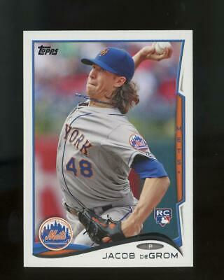 2014 Topps Update #US500 Jacob DeGrom RC Rookie