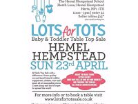 Baby & toddler preloved sale - Today