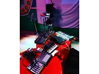 Synth act wanted for Edinburgh gig