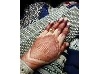 Bridal Henna Artist, Peterborough