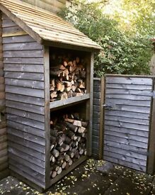 *Seasoned & split hard & soft wood logs for sale- FREE delivery within swansea and surounding areas*