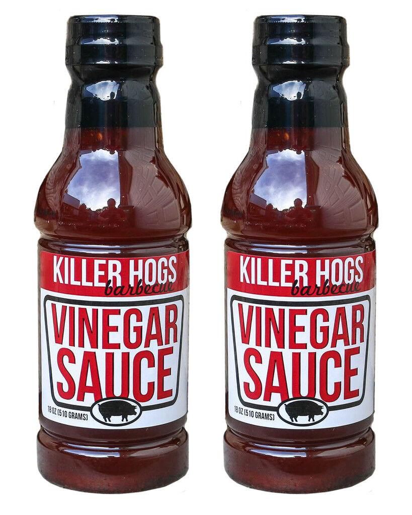 vinegar barbecue sauce 18 oz 2 pack