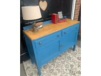 Upcycled wooden dresser