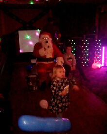 Santa Clause Father Christmas Apperances visits/home