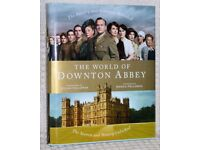 The World Of Downton Abbey Book,Rivalry & Romance,Secrets & History,Companion to Series 1 & 2,Histon