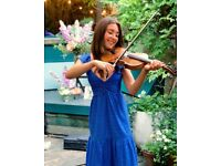 Violinist & Electric Violinist - Events & Wedding Performer - UP FOR HIRE!!